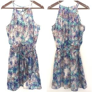 •Guess• Beautiful Watercolor Dress